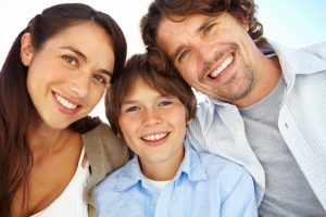 dentist in burlington provides care for the whole family